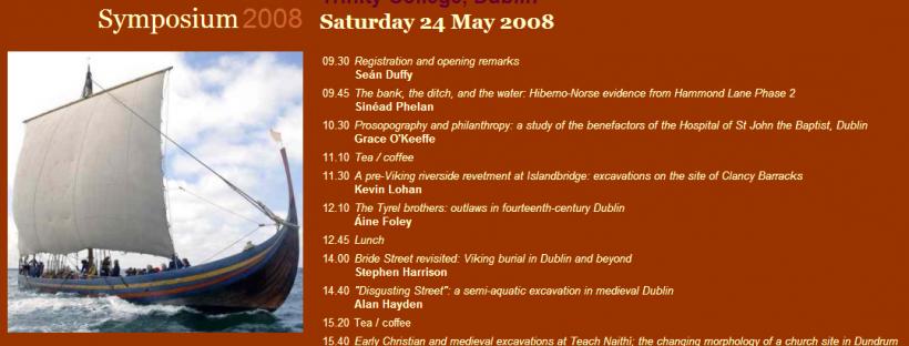 10th Medieval Dublin Symposium Recap