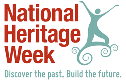 Heritage Week 2015 logo
