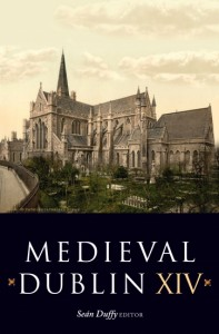 Medieval Dublin XIV