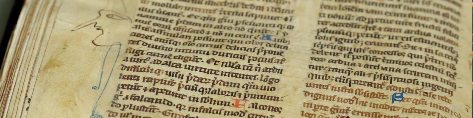 St Marys Manuscript