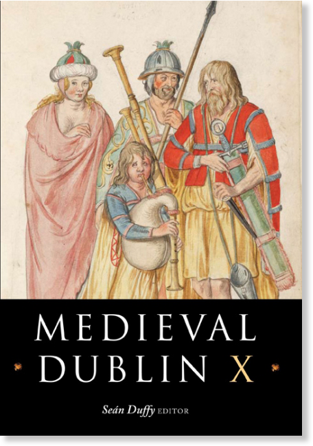 Medieval Dublin X (2010)