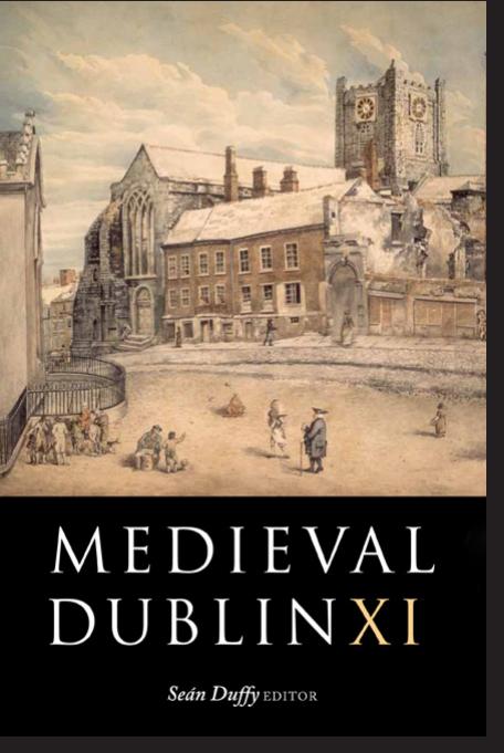 Medieval Dublin XI (2011)