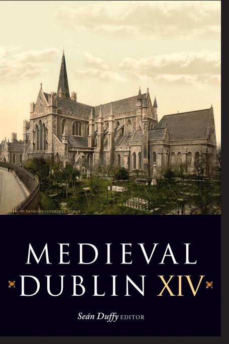 Medieval Dublin XIV (2014)