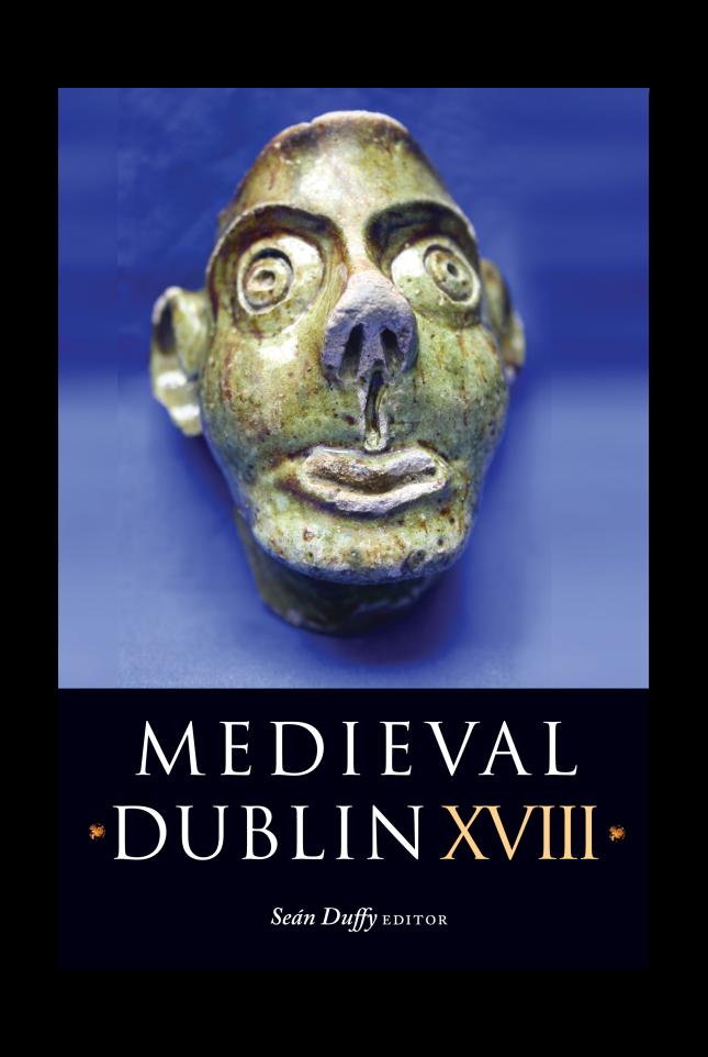 Medieval Dublin XVIII (2021)